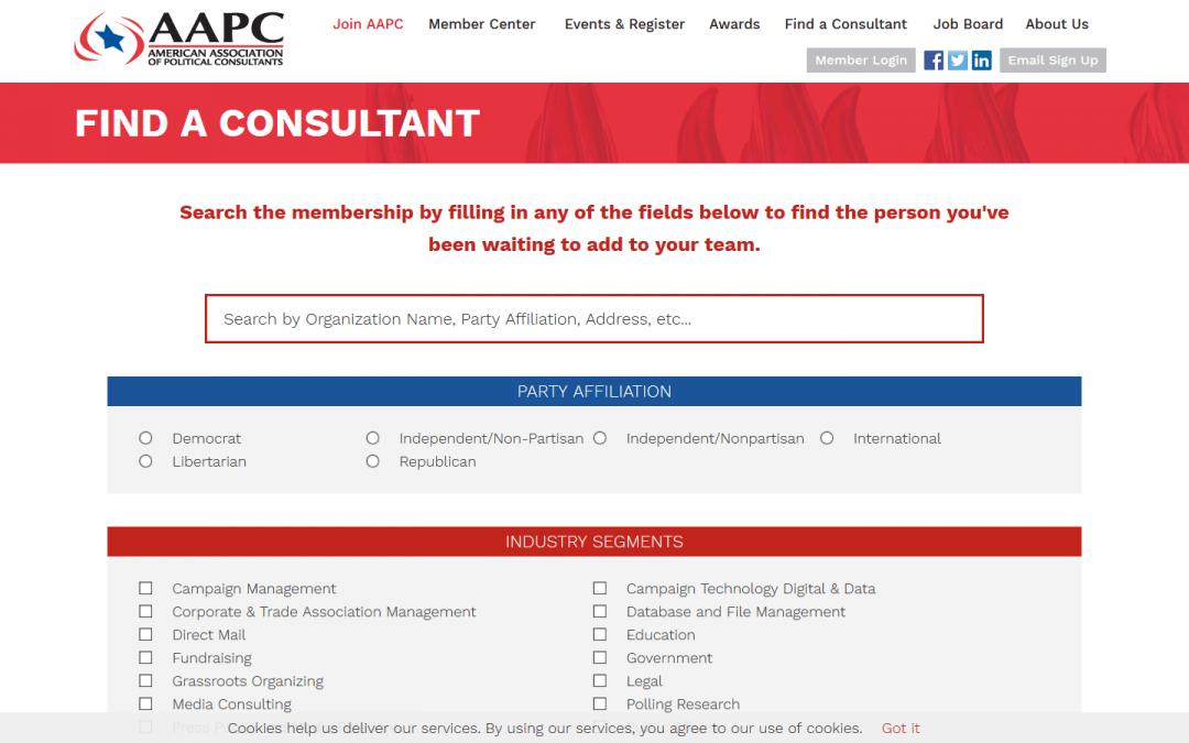 AAPC Member Directory